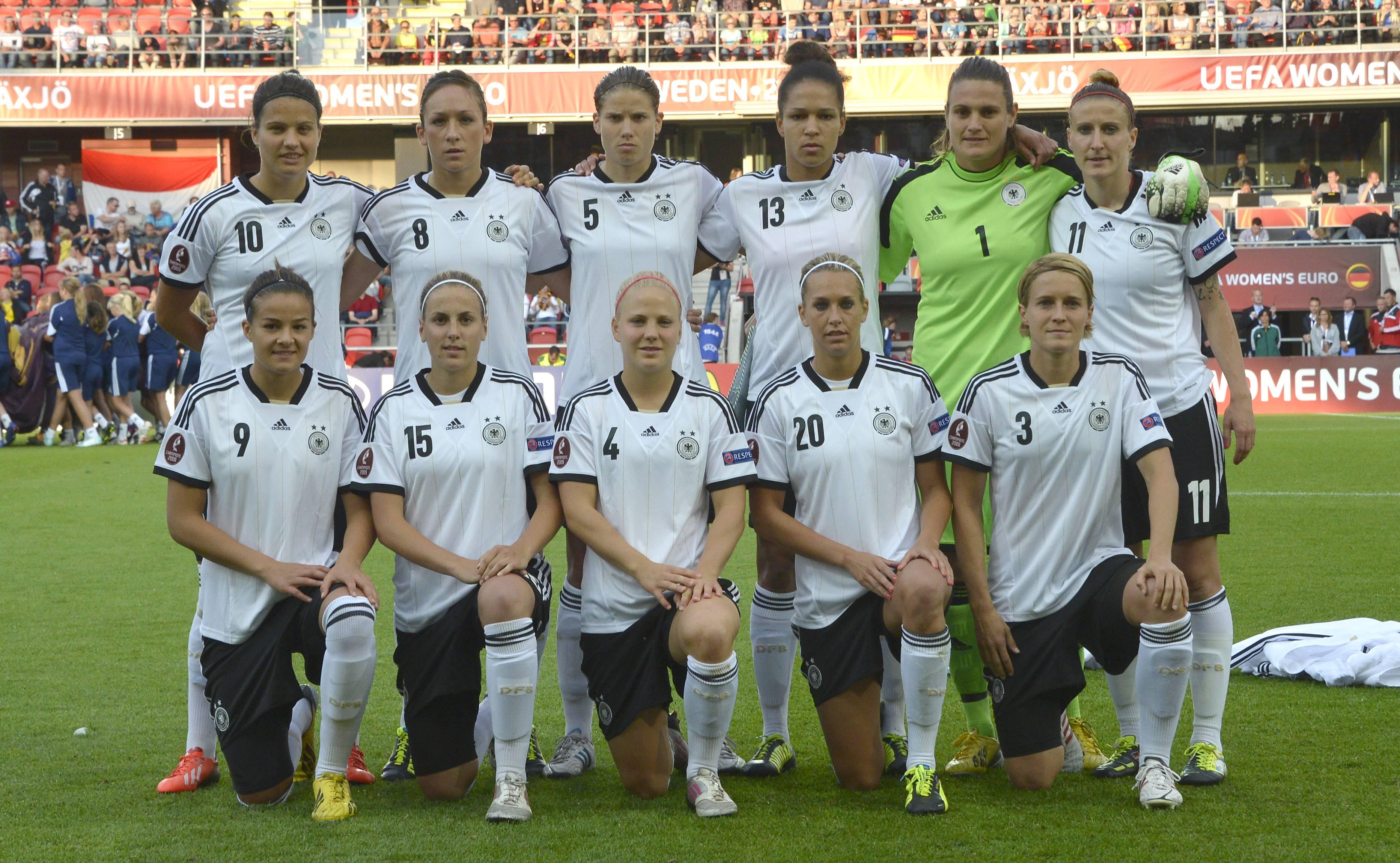 Fussball Frauen Starten Mit Unentschieden In Die Em Jugend