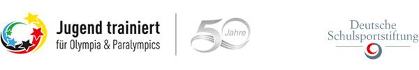 Jugend trainiert für Olympia und Paralympics - Logo